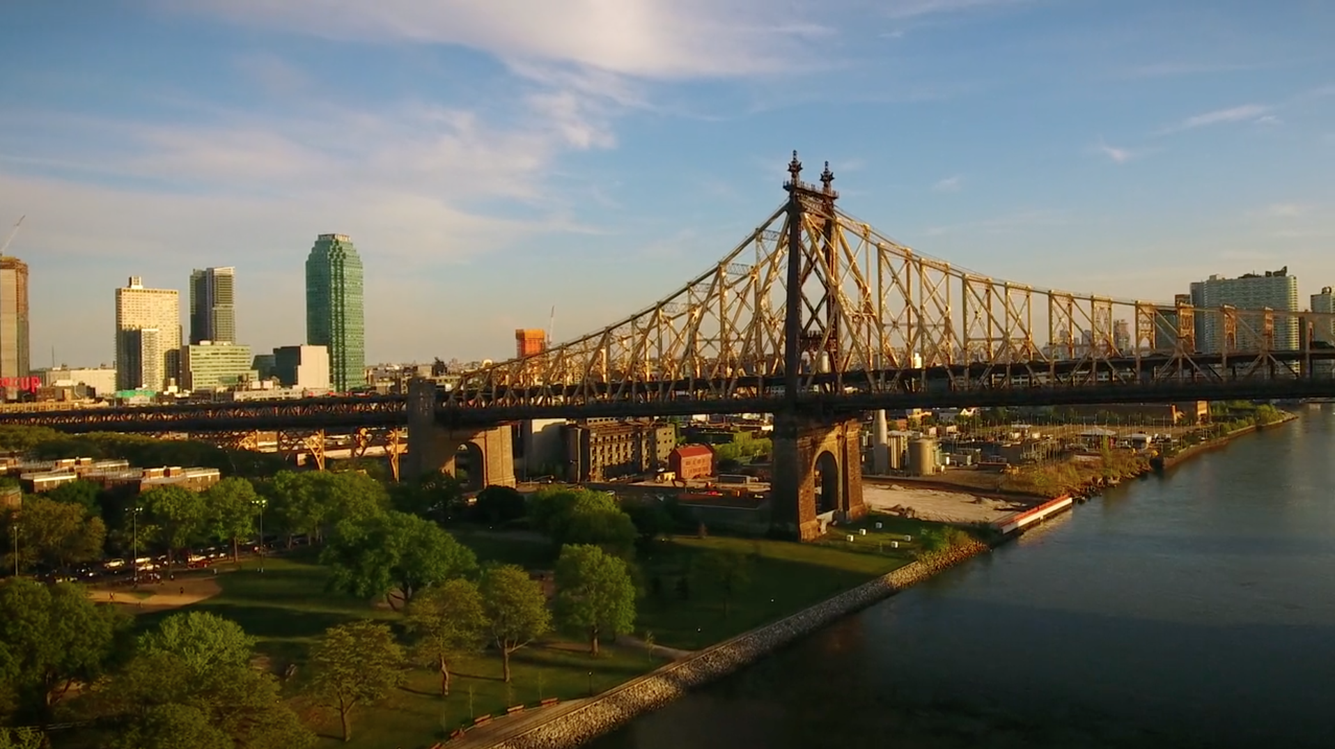 the queensboro bridge nyc