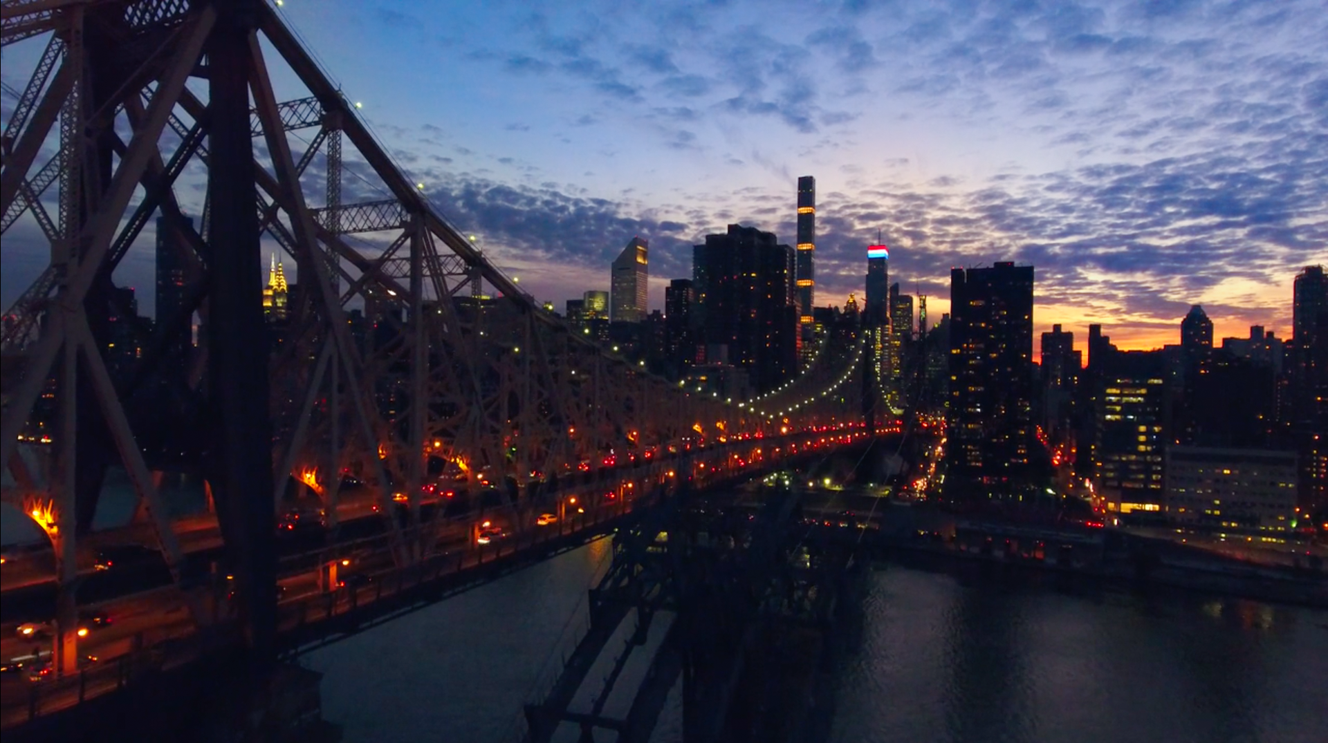 The Queensboro Bridge (59th Street) NYC